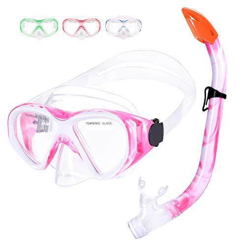 kids snorkel mask seago