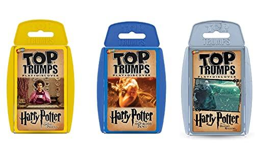 Top-Trumps-Harry-Potter-5-7-Card-Game-Bundle