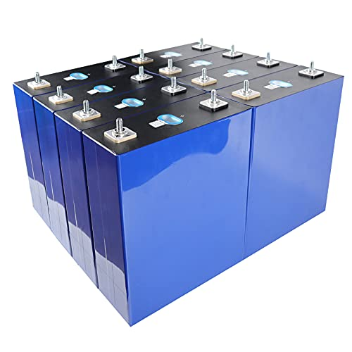 LONGRING Grado A 2021 Nuevo 4 UNIDS 3.2V 100AH LIFEPO4 Batería Litio Célula de fosfato de Hierro de Litio 12V 24V para Solar RV,4PCS