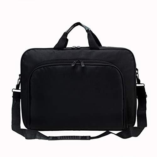 WT-DDJJK Kameradeckel, Aktentasche 15,6 Zoll Laptop Umhängetasche Business Office Tasche für Männer Frauen, Black Friday Sales 2020