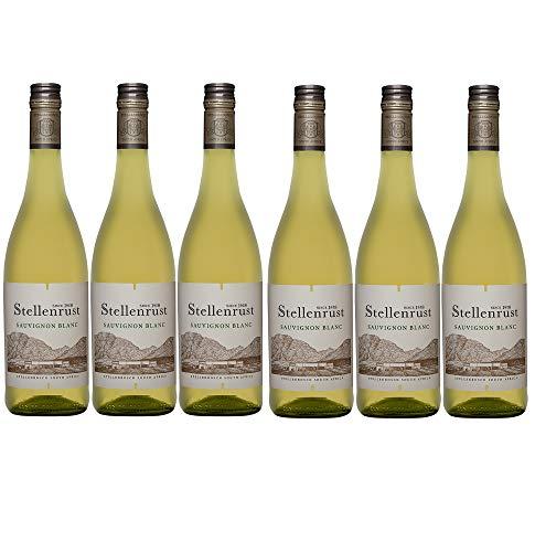 Stellenrust Sauvignon Blanc Stellenbosch Weißwein südafrikanischer Wein trocken (6 Flaschen)
