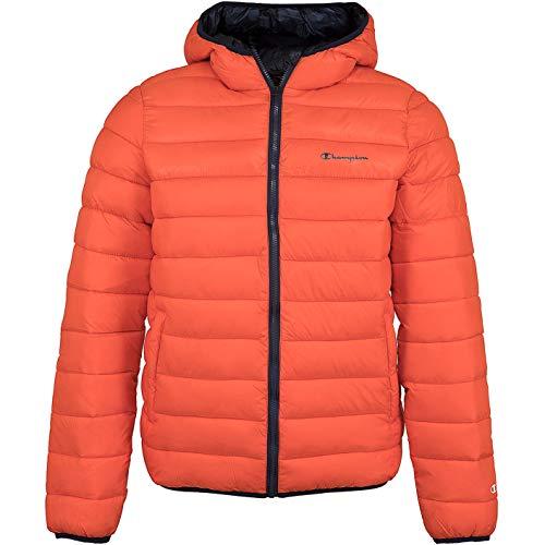 Champion Small Logo Down Giacca Colore: arancione. XL