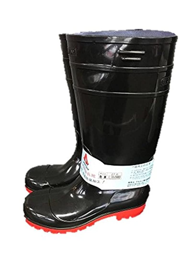 禁じる葬儀メガロポリスAS315 PVC耐油長靴 (28.0)