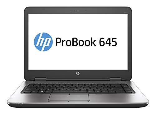 HP Probook 645 G2 Core A8 3,0Ghz 8GB SSD LCD14 pollici WEBCAM WIN 10 PRO (Ricondizionato)