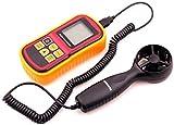 WGZ Anemometro Split Anemometro Anemometro Portatile velocità del Vento Calibro di Vento velocità velocità velocità velocità accurato
