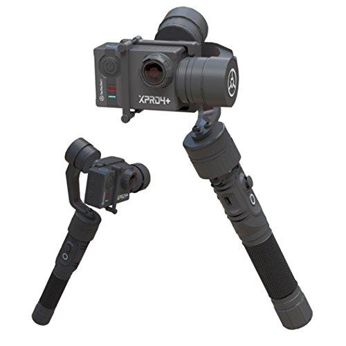 TECTECTEC STPRO1 Stabilisateur Caméra Sport pour GOPRO, TECTECTEC, Hero 5, Hero 4, Hero 3, XPRO4+,...