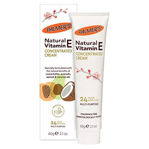 Palmer's Natural Vitamin E Concentrated Cream, 2.1 Ounce