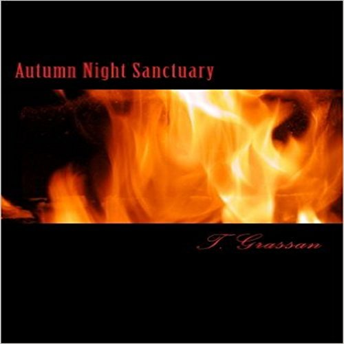 Autumn Night Sanctuary audiobook cover art