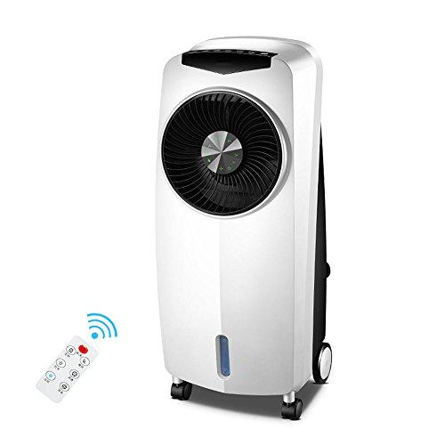 Elektrischer Ventilator YANFEI Klimaanlage Lüfter Fernbedienung Mute Haushalt Negative Ionen Befeuchtung Luftkühler Wasserkühlung Kleine Klimaanlage