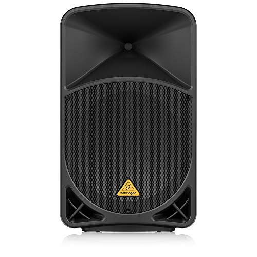 """Behringer Eurolive B115D Active 2-Way 15"""" PA Speaker System with Wireless Option and Integrated Mixer"""