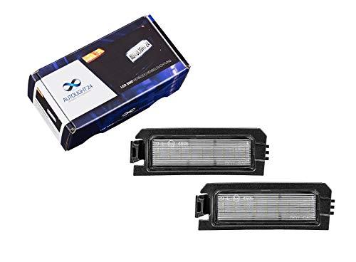 2 x Premium LED Kennzeichenbeleuchtung i30 PD Sonata LFA Rio YP Niro