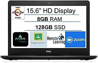 "2021 Newest Dell Inspiron 15 Business Laptop Computer: 15.6"" HD Display, AMD Athlon Silver 3050U (Beats i5-7200U), 8GB DDR..."