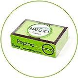 - Mascarilla de jabón NATUYO Nutritiva de PEPINO.- Reduce las Ojeras y Bolsas en los ojos, alivia Quemaduras solares y combate el Envejecimiento prematuro. SLS free.
