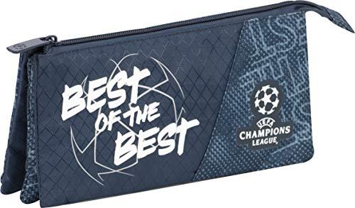 SPORTANDEM Champions The Best PORTATODO 3 Bolsillos New...