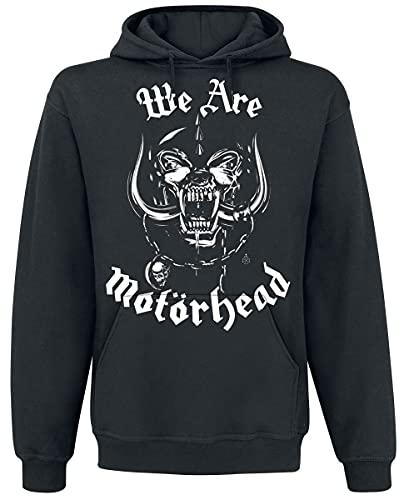 Motörhead We Are Männer Kapuzenpullover schwarz L