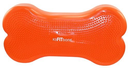 Ball Dynamics FPKBONE ORANGE K9 Fitbone, Balance-Trainingsgerät
