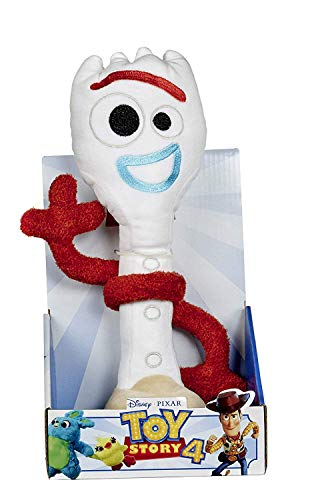 "Dsney Toy Story - Plush Toy Forky New Character from Toy Story 4 9'84""/25cm Super Soft Quality"