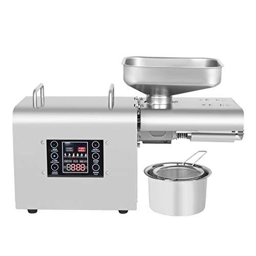 YWAWJ Acero automático inteligente del hogar prensa de aceite de Hogares eléctrico...