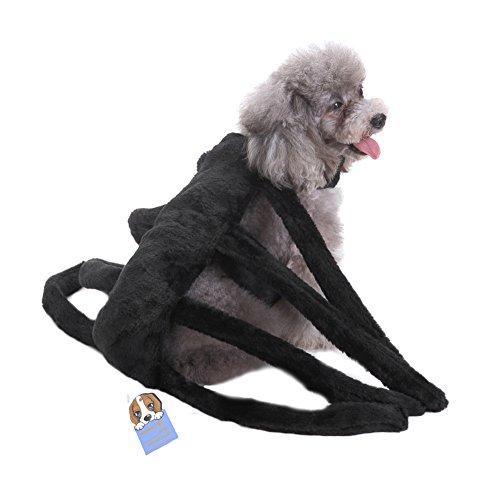 Awhao Disfraz de Halloween para mascotas, para mascotas, perros,...