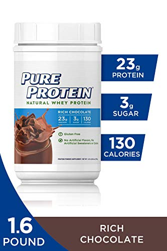 Pure Protein Natural Whey Powder