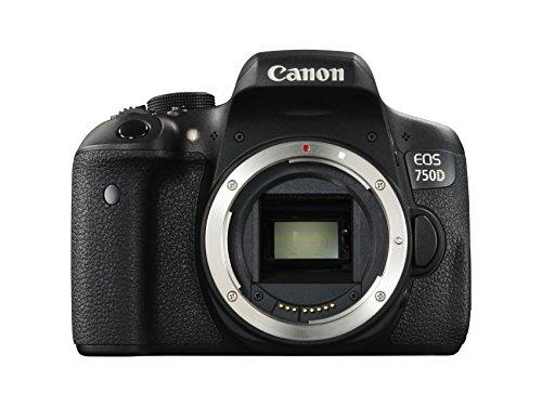 Canon EOS 750D Fotocamera digitale 24.7 megapixel