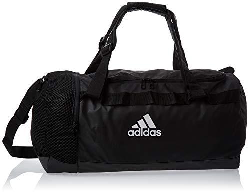 adidas Tr Cvrt Duf M Borsone, 55 cm, Nero (Black/Black/White)