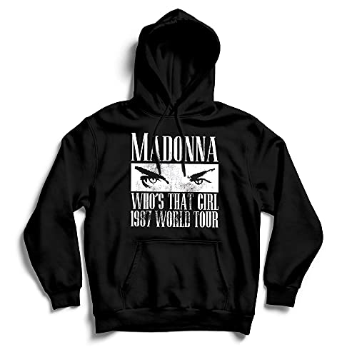Madonna Who's That Girl 1987 World Tour Hoodie