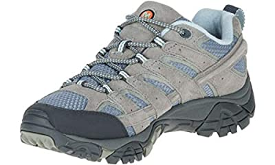 Merrell Women's Moab 2 Vent Hiking Shoe, Smoke, 9 M US