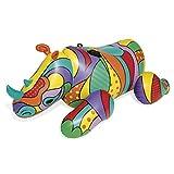Bestway POPArt Rhino aufblasbares Schwimmtier