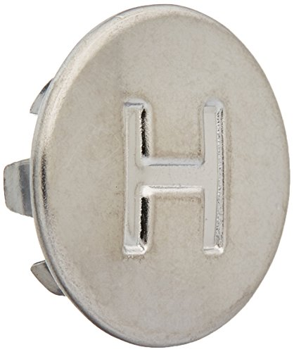 Danco 26617B Hot Water Index Button for American Standard Faucets 13/16-Inch