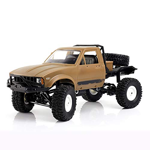 1:16 2.4G Truck Vehicles Assembly kit, Cars Off Road Assemble Kit Car Conversion Kit for Kids Car Toys