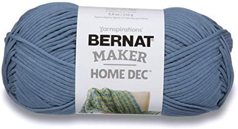 Bernat Maker Home Décor Yarn-250g- Black