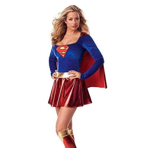 superwoman kostüm lidl