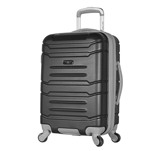 Olympia Denmark 21' Carry-on Spinner, Black