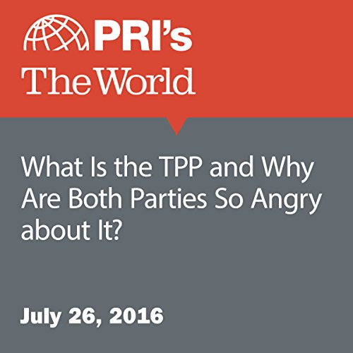 What Is the TPP and Why Are Both Parties So Angry about It? audiobook cover art