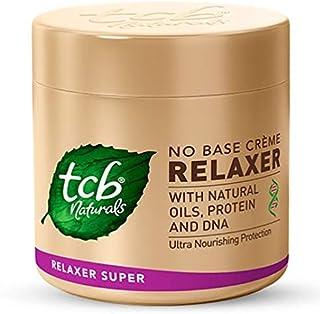 TCB Naturals No Base Relaxer Creme 212gm (Sup)