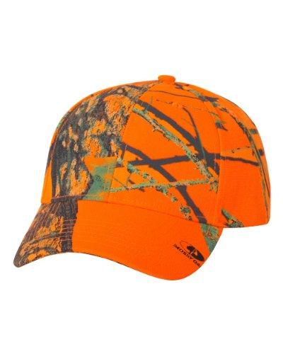 Joe's USA Camouflage Caps-Blaze.Orange-