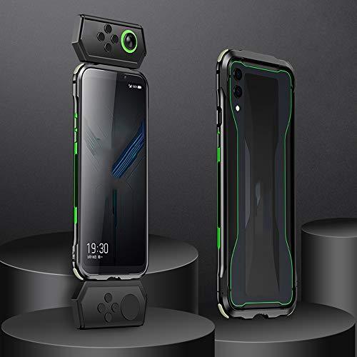 WALCD Case Bumper conCompatible y Gamepad Compatible | Phone Bumpers, paraXiaomi Black Shark 2