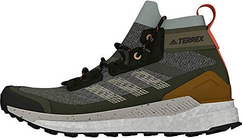adidas Terrex Free Hiker Blue-ef6587, Zapatillas para Caminar Mujer, 43.3 EU