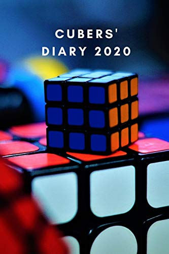 Cubers' Diary 2020: A Page A Day