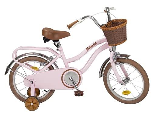 Bicicleta 16 Vintage Rosa Toimsa 16229