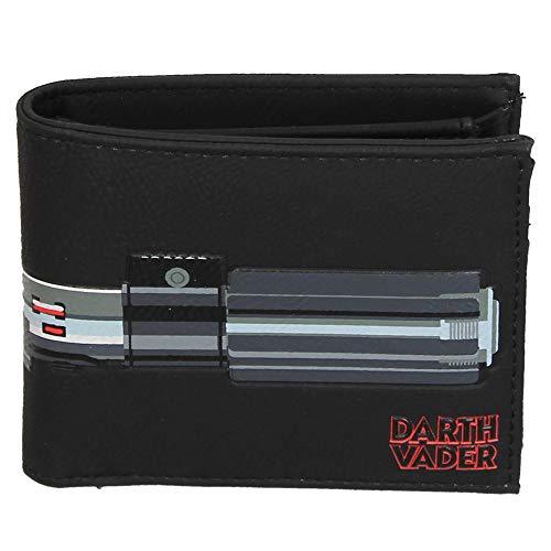 Star Wars – Star Wars Classic Darth Vader Lichtschwert Bifold Wallet MW351316STW schwarz