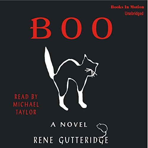 Boo audiobook cover art