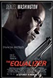 WZGJZ Leinwand Bild Der Equalizer Film Denzel Washington