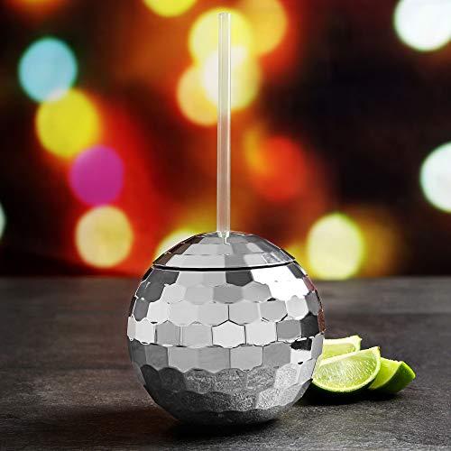 bar@drinkstuff Bola del Disco de 20 oz Copa de cóctel / 568ml