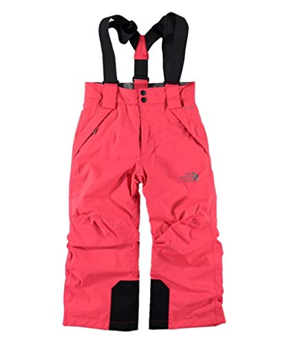 THE NORTH FACE Youth Snow Quest Pant, M, Rocket red D5S