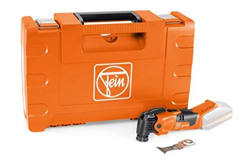 Fein Akku MULTIMASTER AMM 500 Plus Select (Multitool ohne Akku, 18 V, Multifunktionswerkzeug, inkl. Sägeblatt + Kunststoffkoffer) 71293362000