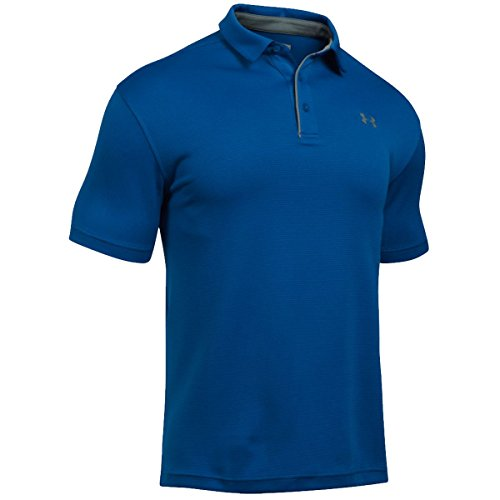 Under Armour Under Armour Herren Poloshirt Tech, Blau, SM, 1290140-400