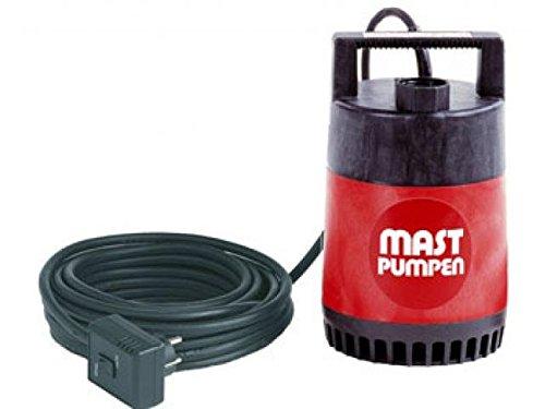 Kellerentwässerungspumpe, Mast K 5 SA 330 l/min, 11m Förderhöhe, Schwimmschalter mit Alarmeinrichtung