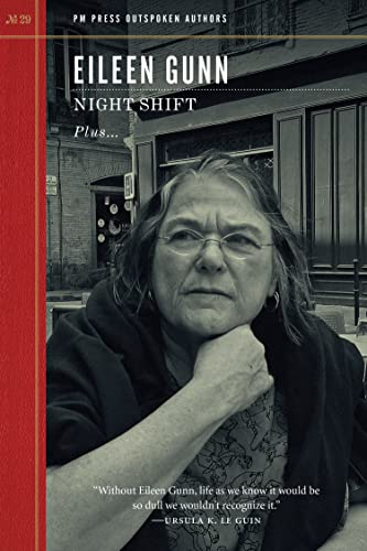 Night Shift (Outspoken Authors)の詳細を見る